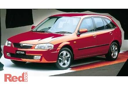 how to get to gear linkeages on mazda protege bj
