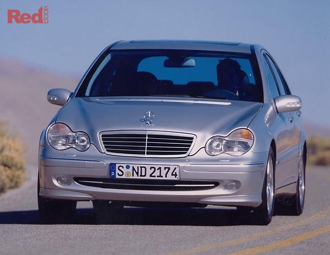 Used car research used car prices compare cars for Mercedes benz c240 2001