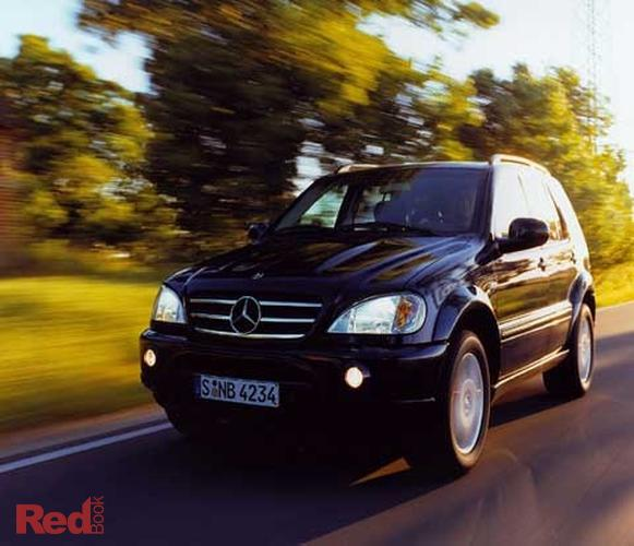 Used car research used car prices compare cars for Mercedes benz ml55 amg