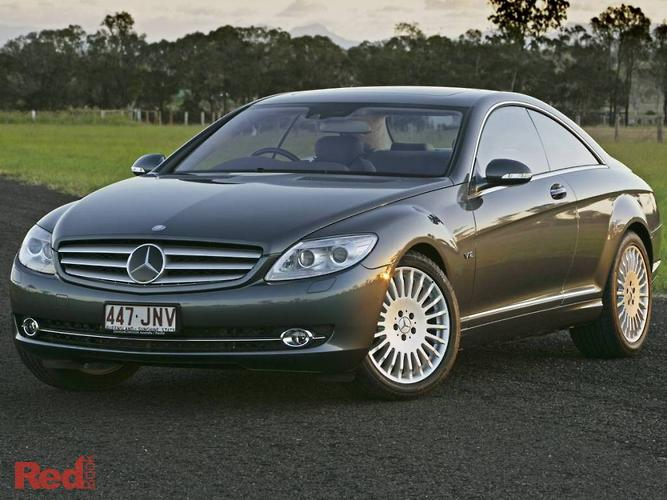 Used car research used car prices compare cars for Mercedes benz cl600 price