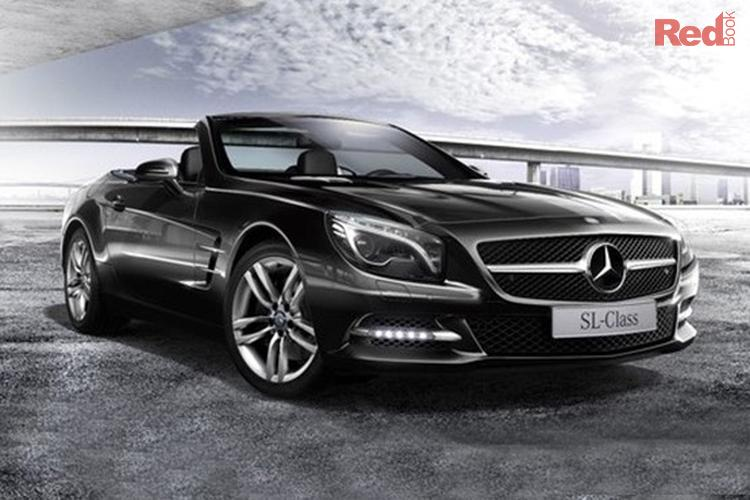 Used car research used car prices compare cars for Mercedes benz sl400 price