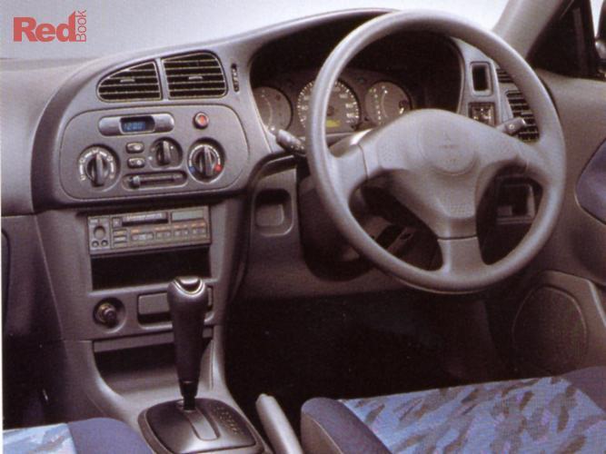 1998 mitsubishi mirage ce auto my99