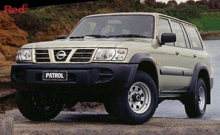 2003 Nissan Patrol For Sale