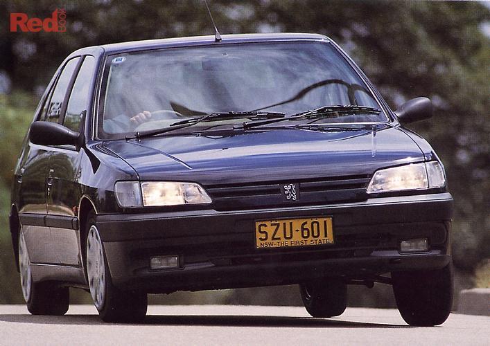 Peugeot 306 1993-2002 Haynes Service & Repair Manual