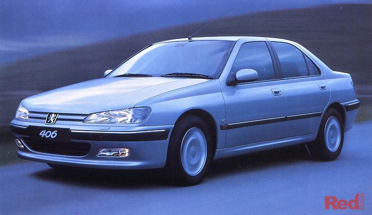 мануал peugeot 406 1998