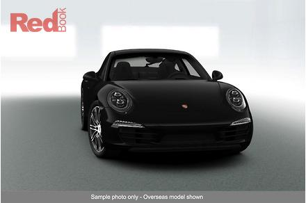 2015 porsche 911 carrera black edition 991 auto my16 - Porsche 911 2015 Black