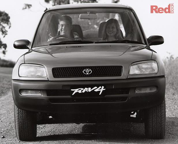 toyota rav4 1995 manu