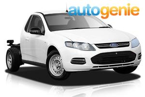Ford Falcon Ute EcoLPi
