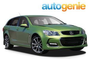 Holden Commodore SS V