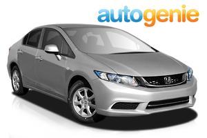 Honda Civic VTi