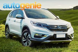 Honda CR-V DTi-L