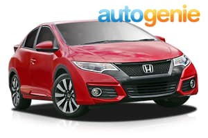 Honda Civic VTi-LN