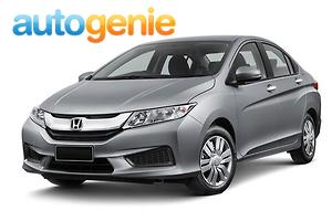 Honda City VTi