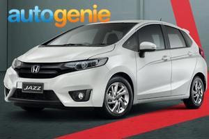 Honda Jazz Limited Edition