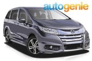 Honda Odyssey VTi-L