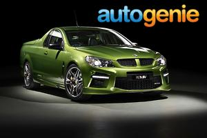 Holden Special Vehicles Maloo GTS