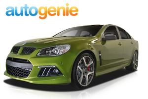 Holden Special Vehicles Clubsport R8