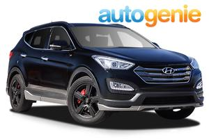 Hyundai Santa Fe SR