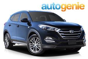 Hyundai Tucson Active X