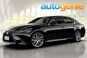 Lexus GS450h F