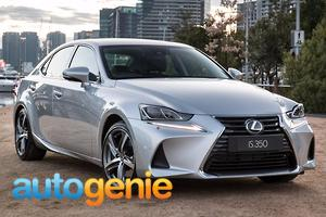 Lexus IS350 Sports Luxury