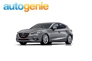 Mazda 3 XD