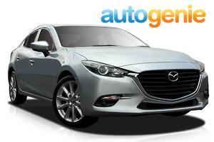 Mazda 3 SP25