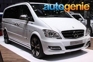 Mercedes-Benz Viano Grand Edition