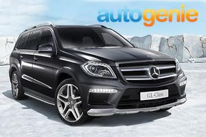 Mercedes-Benz GL500 Edition S