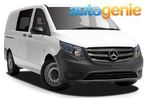 Mercedes-Benz Vito 119BlueTEC