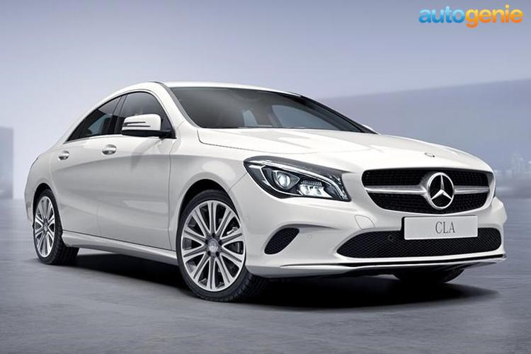 Mercedes benz cla200 for Mercedes benz average price