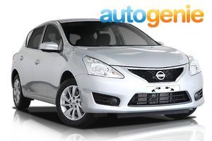 Nissan Pulsar ST