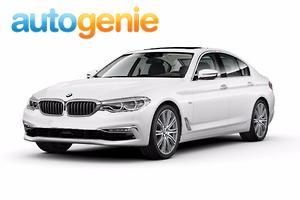 BMW 540i Luxury Line