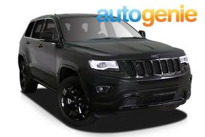 Jeep Grand Cherokee Blackhawk