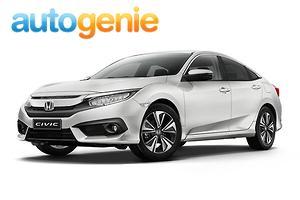 Honda Civic VTi-LX