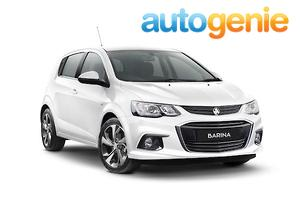 Holden Barina LT