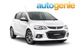 Holden Barina LS