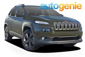 Jeep Cherokee 75th Anniversary
