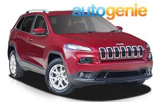 Jeep Cherokee Longitude