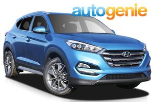 Hyundai Tucson Elite