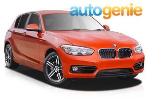 BMW 120i Sport Line