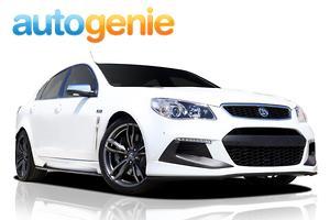 Holden Special Vehicles Senator Signature