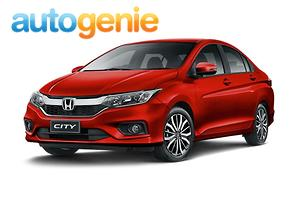 Honda City VTi-L