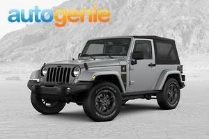 Jeep Wrangler Freedom