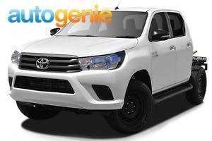 Toyota Hilux SR
