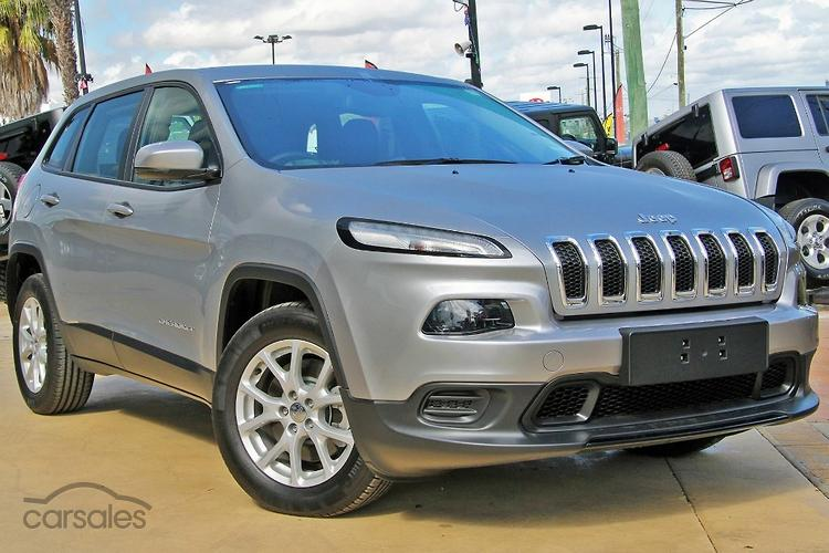 2014 Jeep Cherokee Sport Auto