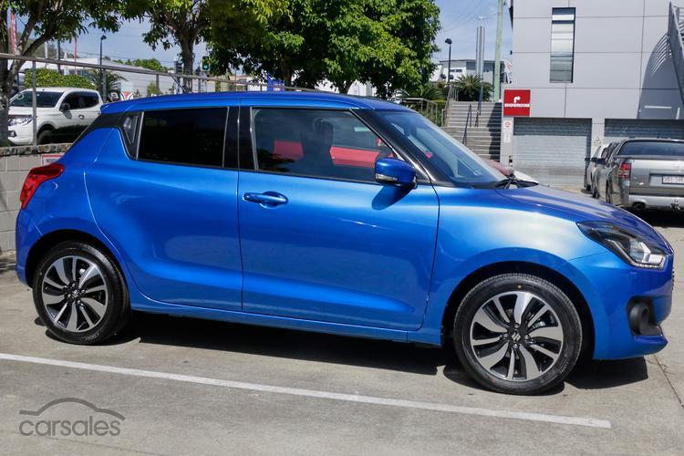 2017 Suzuki Swift GLX Turbo AZ