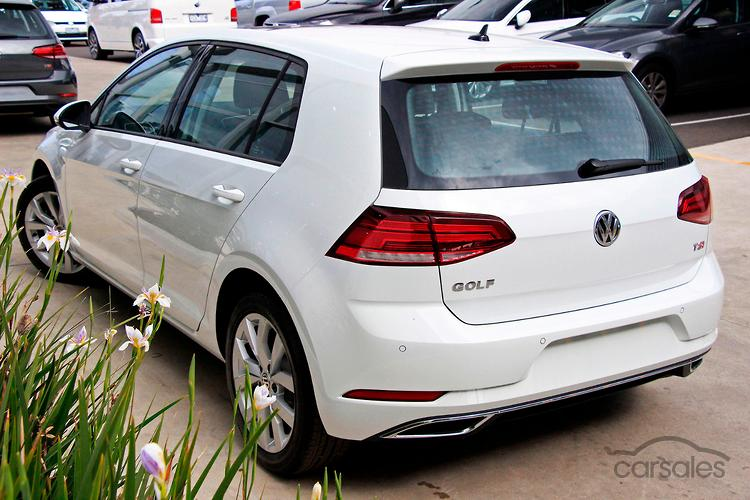 2017 Volkswagen Golf 110TSI Highline 7.5