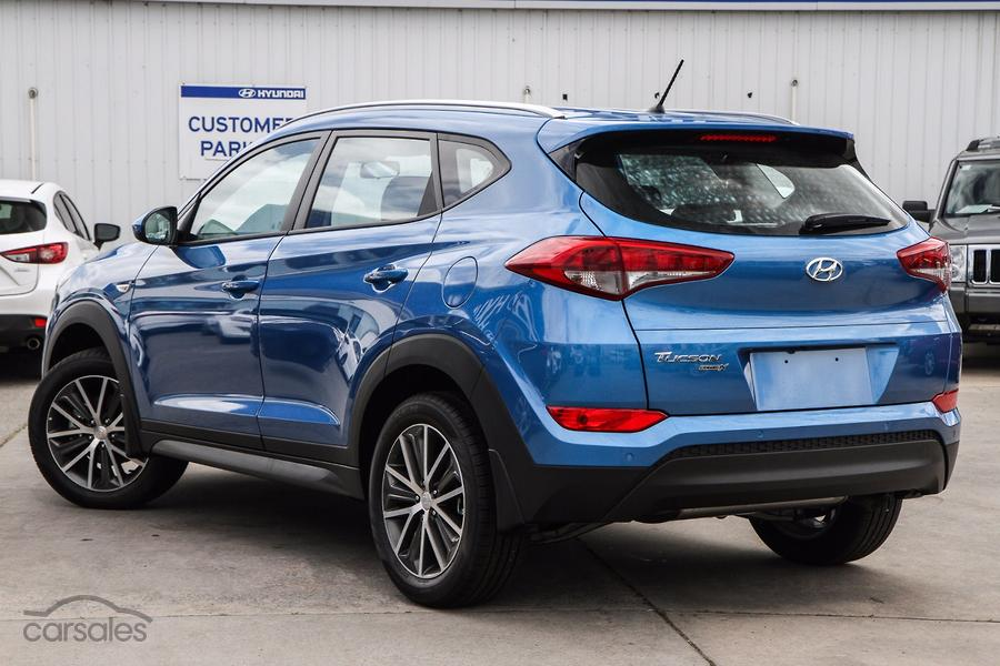 2017 Hyundai Tucson Active X Tl Von Bibra