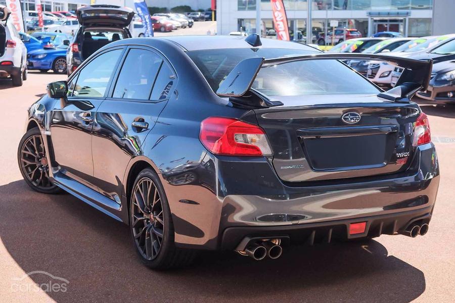 2017 Subaru Wrx Sti V1 Von Bibra